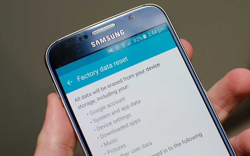 Android's flawed factory reset vulnerable to data recovery